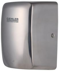 Uscator maini cu corp din INOX SS304 GEHLER - AK2803B, actionare fara atingere cu senzor infrarosu