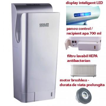 Poza Uscator maini GEHLER - GEHLER AK2030, actionare fara atingere cu senzor infrarosu si filtru HEPA. Poza 5575