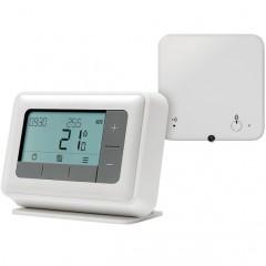 Poza Termostat de ambient fara fir programabil Honeywell T4R , on/off si OpenTherm