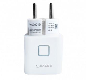 Poza Termostat de ambient neprogramabil fara fir cu receptor tip priza SALUS RT510SPE. Poza 5643