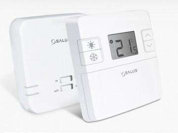 Poza Termostat de ambient neprogramabil fara fir SALUS RT305RF