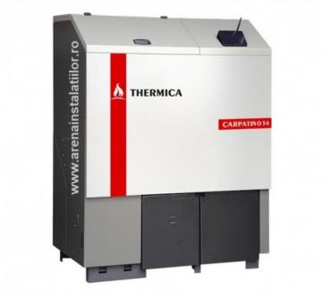 Centrala termica pe peleti Biodom Thermica Carpatino 54 - 51,6 kw