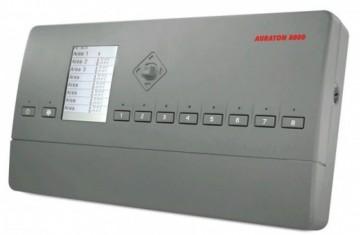 Controler wireless pentru incalzirea prin pardoseala, Auraton 8000, gri