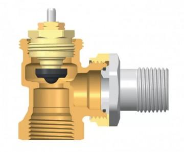 Poza Robinet termostatic 1/2″ cu cap M30x1.5 POER Smart