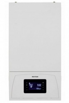 Centrala termica in condensare Motan Condens 100 - 25 kW + CADOU ! Termostat de ambient wireless Motan HT220S SET