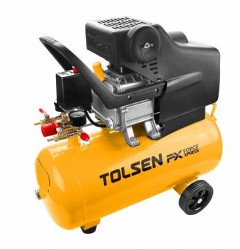 Compresor aer TOLSEN 24 L, 8 bar, 1500 W, AirXT
