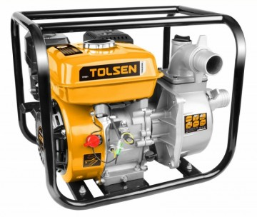 Motopompa TOLSEN 2- 4000 W - 500L/min - benzina (Industrial)