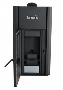 Poza Termosemineu pe peleti Fornello Primo Pellet 25 KW