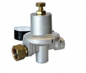 Regulator gaz GPL 20 -40 kg/h cu manometru, faza 1