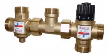 Poza BARBERI V20 - Kit de amestec cu vană deviatoare pentru boiler