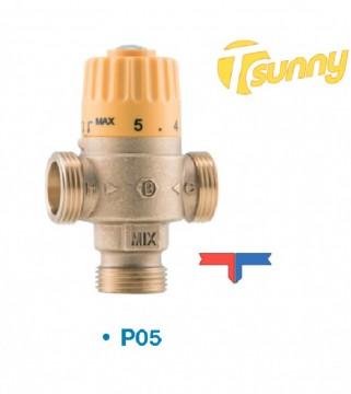 Poza Vana de amestec termostatica solara BARBERI P05, 1