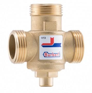 Vana termostatica de amestec anticondens cu 3 cai BARBERI V13 - 1