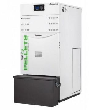 Centrala termica automata pe peleti Fornello Lidya Compact Proplus 25 kw