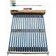 Panou solar nepresurizat cu boiler inox/inox 200 litri Sontec SP-470-58/1800-200/24-C fara flotor