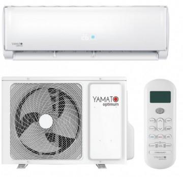 Aer conditionat Yamato Optimum YW24H1 Inverter 24000 btu, WiFi ready, Kit instalare inclus, Freon R32
